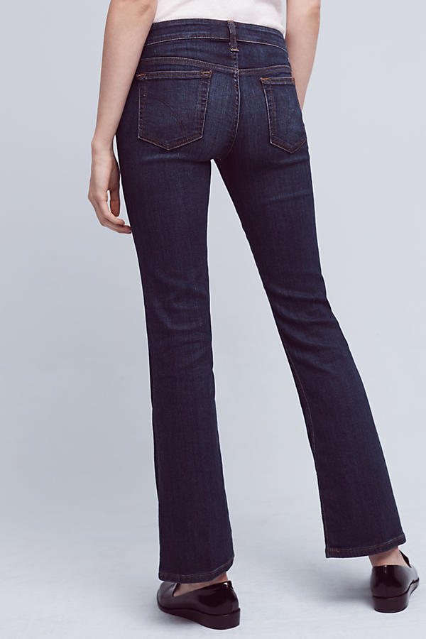 Slide View: 5: Joe's Provocateur Mid-Rise Petite Jeans