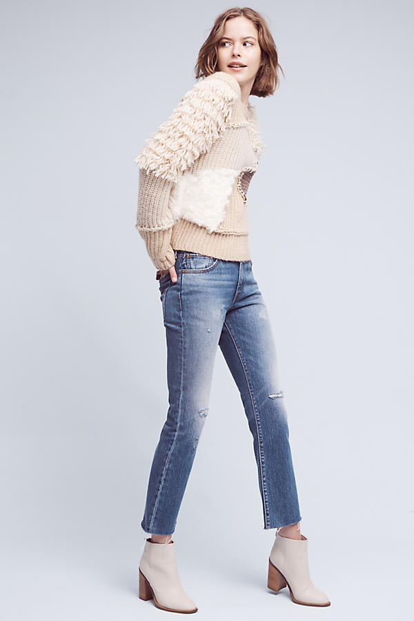 Levi's High-Rise Kick Flare Jeans | Anthropologie