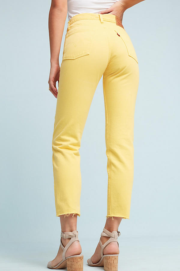 Slide View: 5: Levi's Wedgie Icon High-Rise Jeans