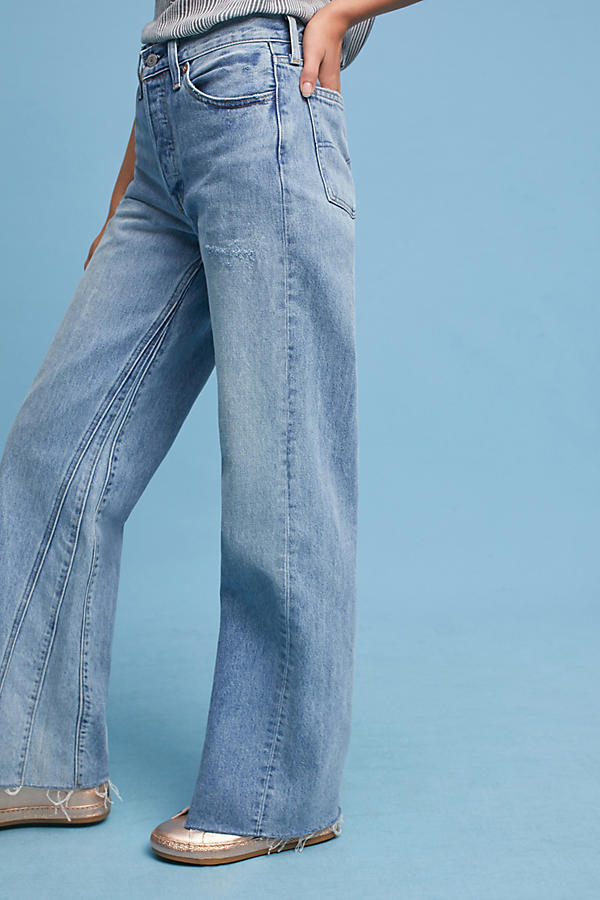 Levi's Vintage High-Rise Wide-Leg Jeans | Anthropologie