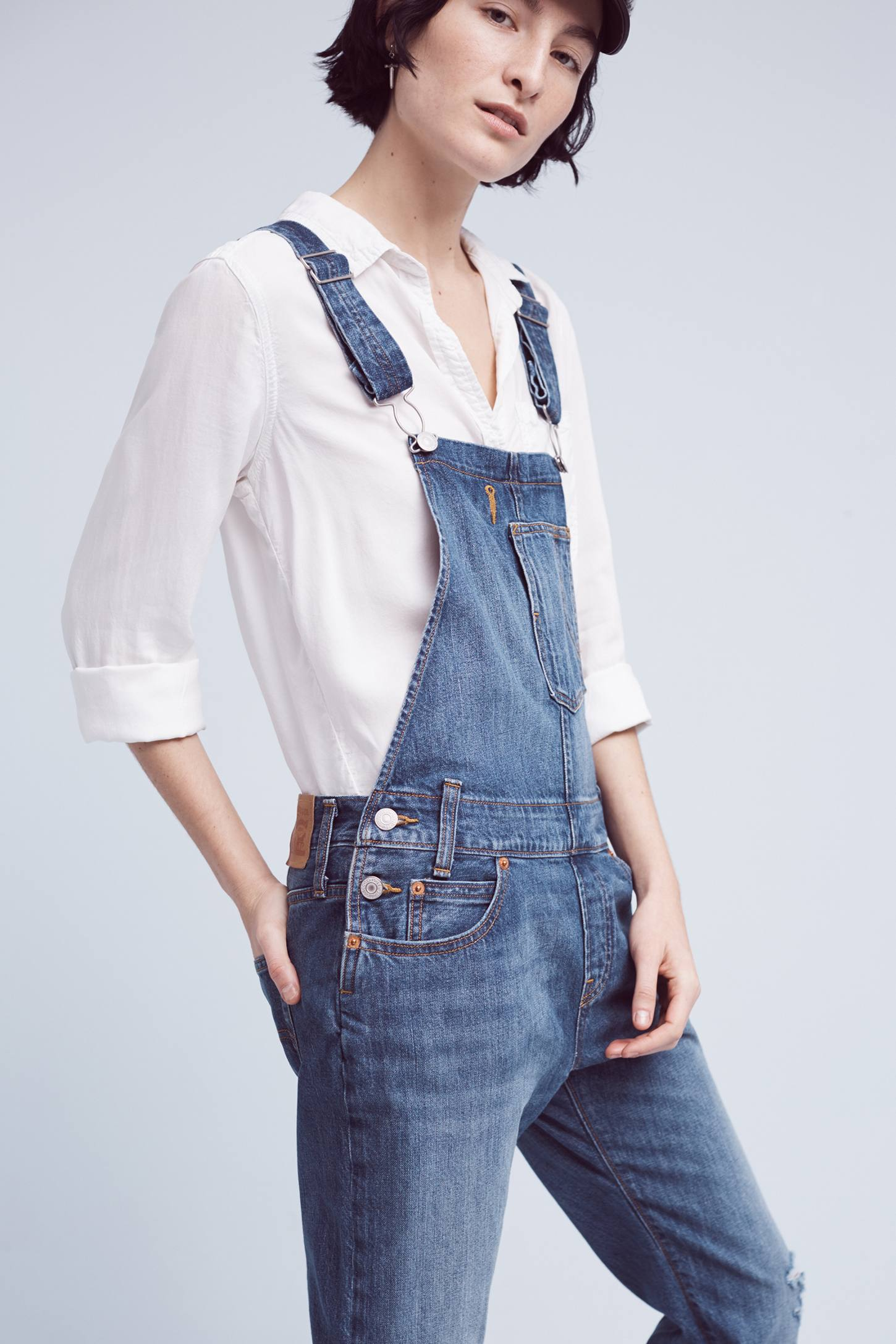 Overalls Are Making A Comeback As The Latest Fashion Trend: Levi's Heritage Overalls