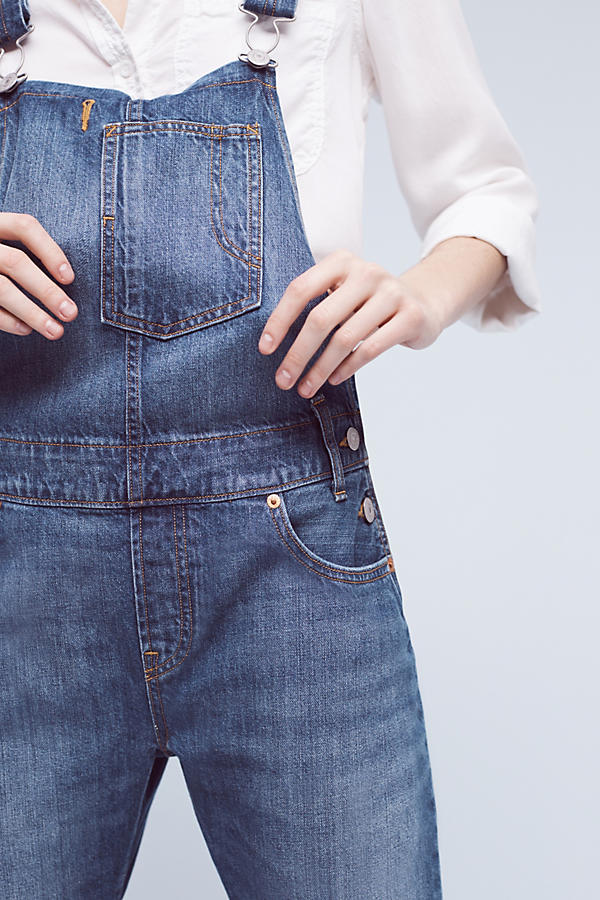 Slide View: 3: Levi's Heritage Overalls