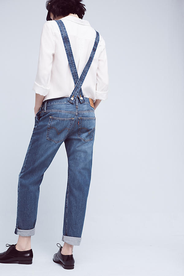Slide View: 4: Levi's Heritage Overalls