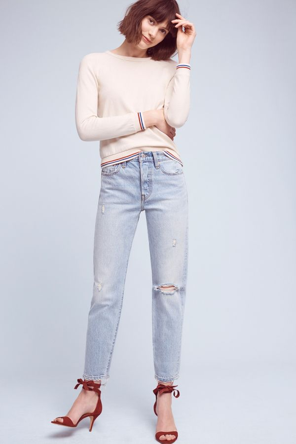 Levi's Levi's Wedgie Icon High-Rise Jeans