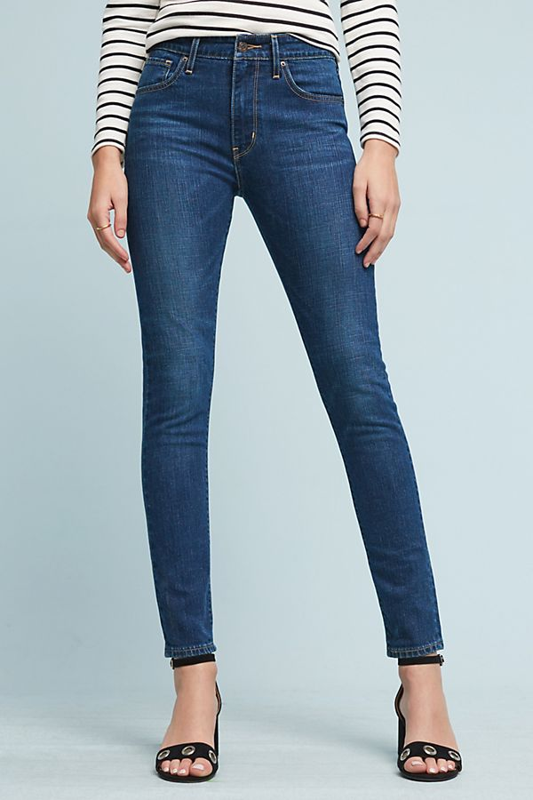 Levi s 721 High-Rise Skinny Jeans  4ae0dd2a5
