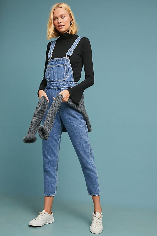 Slide View: 1: Levi's Mom Overalls