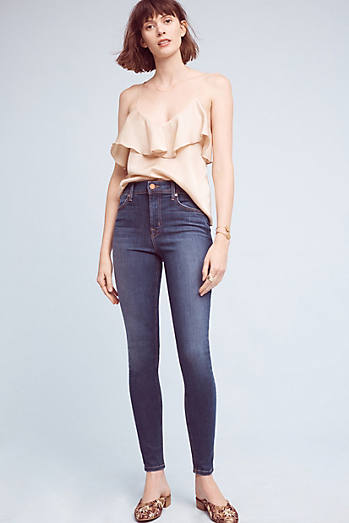 Level 99 Tanya High-Rise Skinny Jeans