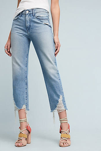 Ankle Jeans & Cropped Jeans For Women | Anthropologie
