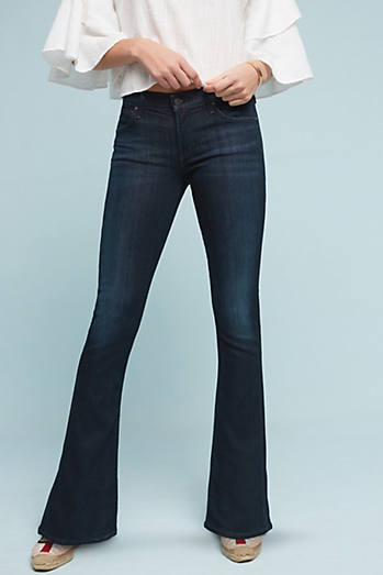 Citizens of Humanity Emmanuelle Low-Rise Bootcut Jeans