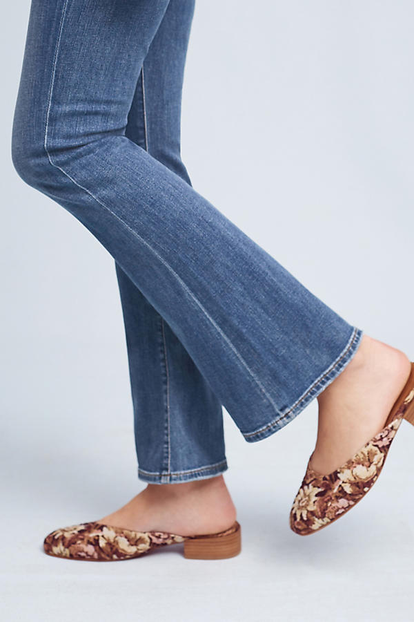 Slide View: 3: Citizens of Humanity Emmanuelle Mid-Rise Bootcut Petite Jeans