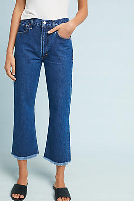 Estella high-waisted cropped jeans Citizens Of Humanity