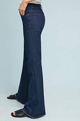 Chloe High-Rise Flared Jeans Citizens Of Humanity