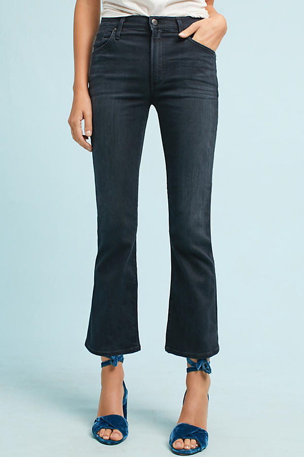 Slide View: 2: Citizens of Humanity Fleetwood High-Rise Sculpt Flare Jeans