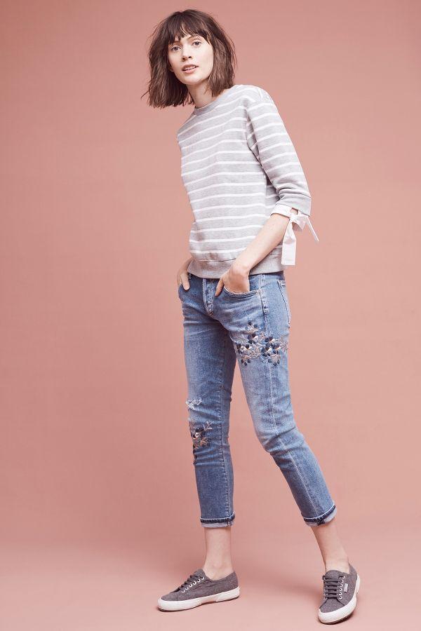 Citizens of Humanity Citizens Of Humanity Emerson Mid-Rise Slim Boyfriend Jeans