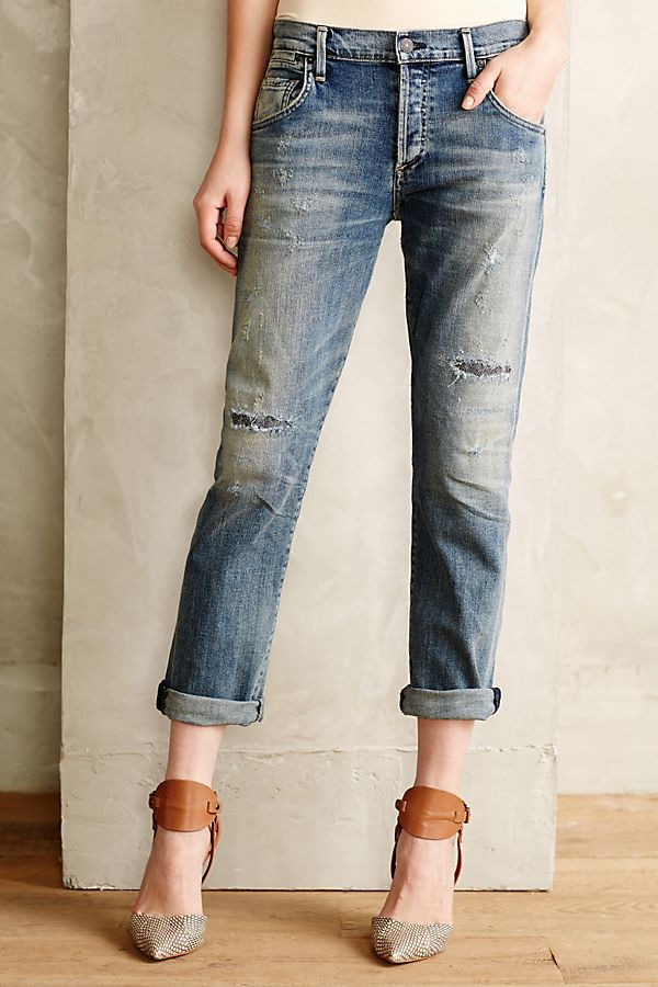 Emerson slim boyfriend jeans Citizens Of Humanity I2JmnJhMEW