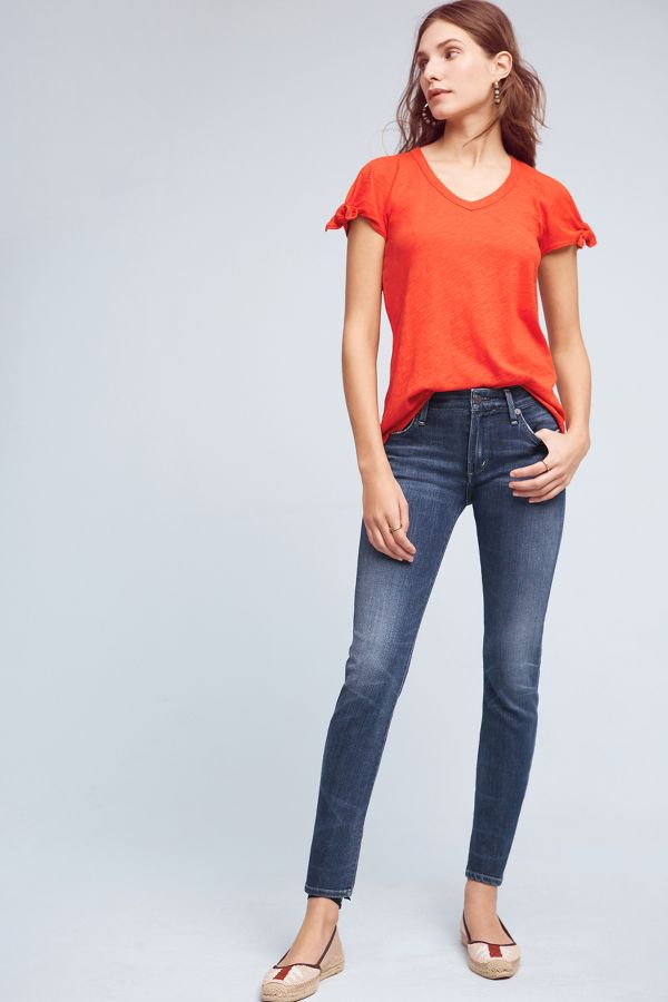 Citizens of Humanity Citizens of Humanity Arielle Mid-Rise Slim Jeans