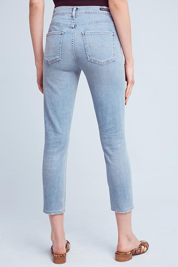 Slide View: 4: Citizens of Humanity Rocket High-Rise Skinny Cropped Jeans
