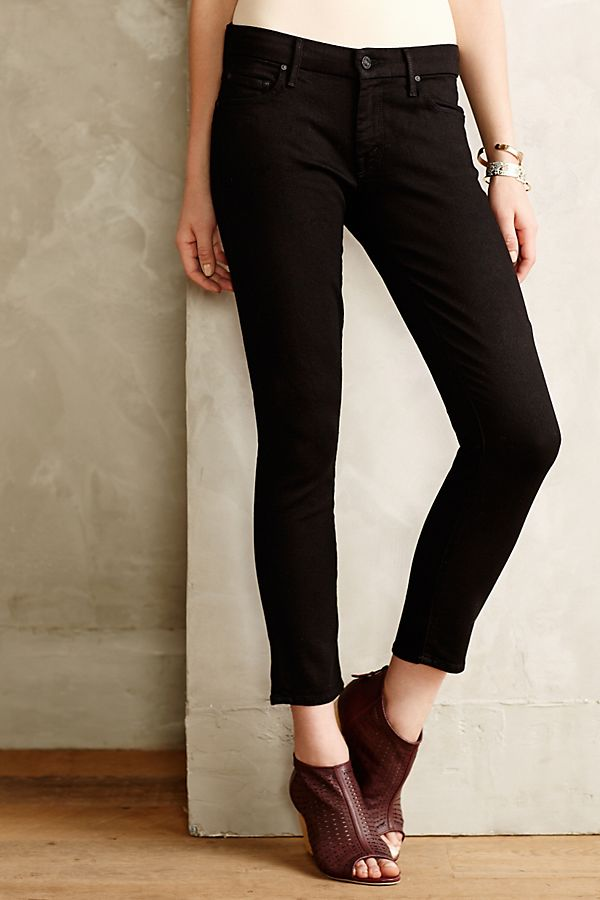 The Looker cropped skinny jeans Mother XkQpQ