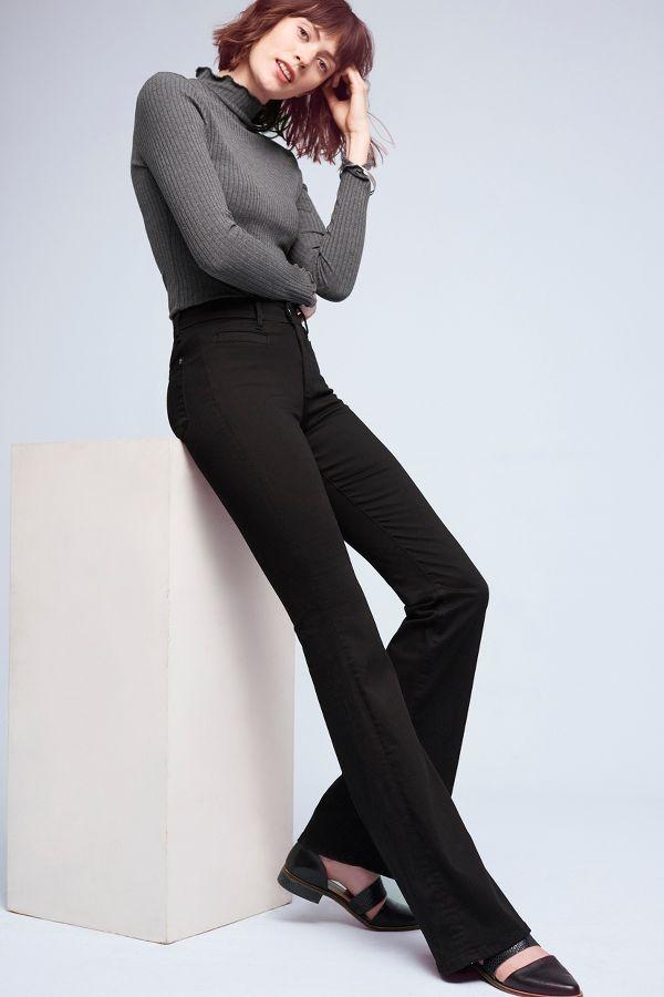 MiH MiH Marrakesh Mid-Rise Slim Flare Jeans