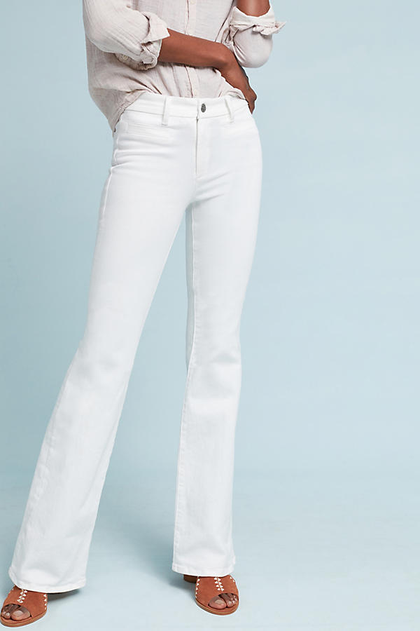 Slide View: 3: M.i.h Marrakesh High-Rise Slim Flare Jeans