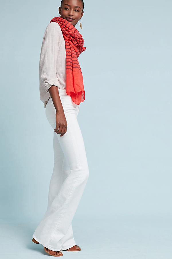 Slide View: 4: M.i.h Marrakesh High-Rise Slim Flare Jeans