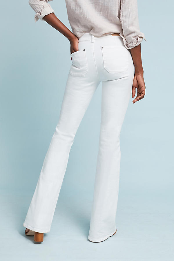 Slide View: 5: M.i.h Marrakesh High-Rise Slim Flare Jeans