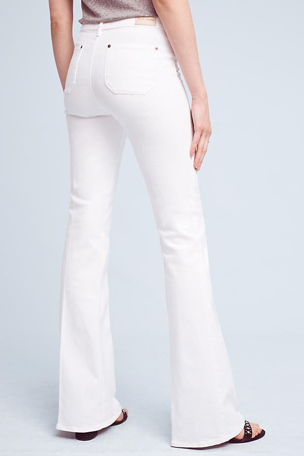 Slide View: 6: M.i.h Marrakesh High-Rise Slim Flare Jeans
