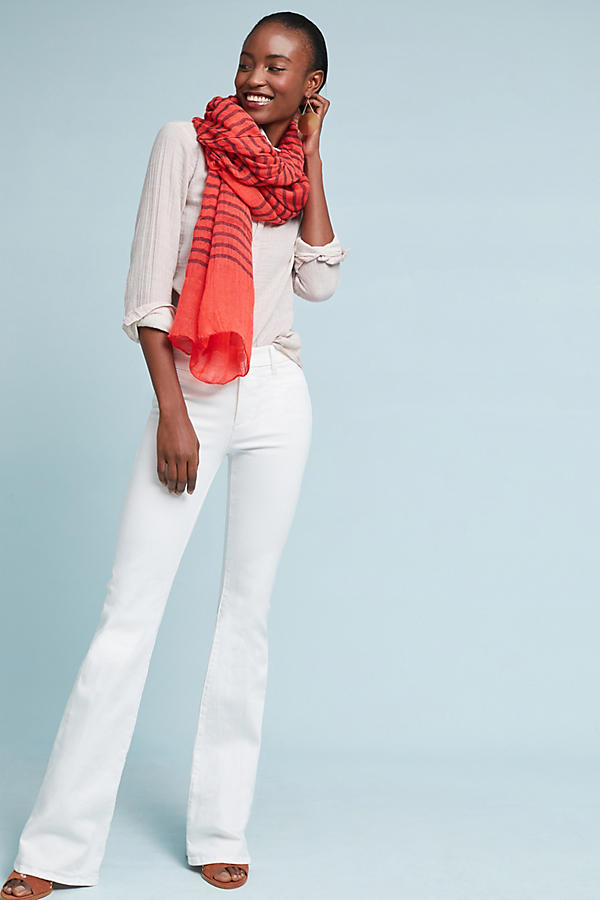 Slide View: 1: M.i.h Marrakesh High-Rise Slim Flare Jeans