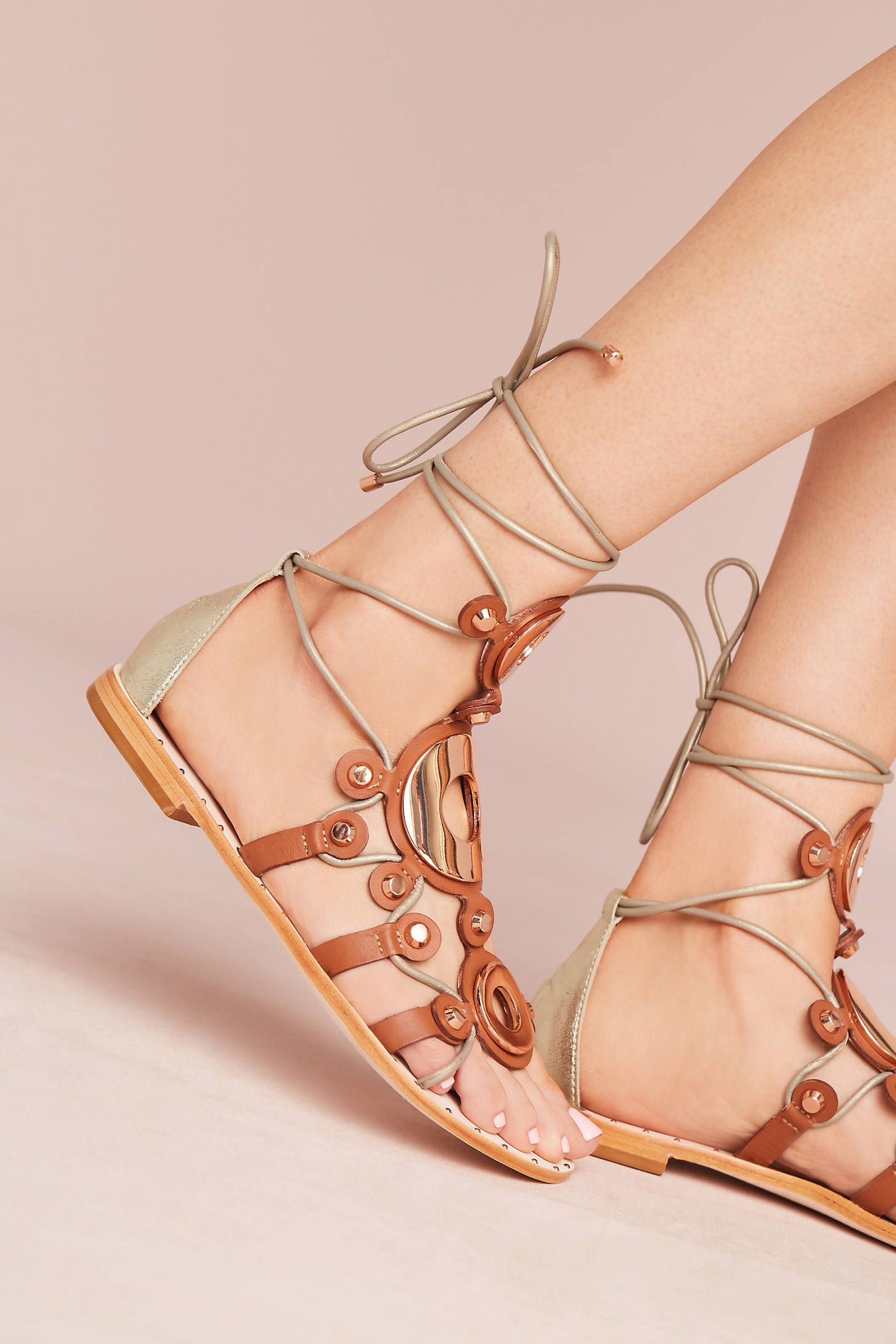 Ivy Kirzhner Odessa Gladiator Sandals