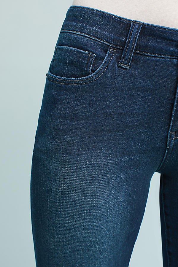 Slide View: 3: Pilcro Mid-Rise Skinny Ankle Jeans