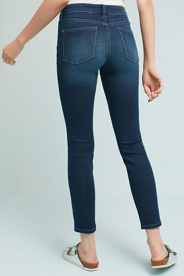 Slide View: 4: Pilcro Mid-Rise Skinny Ankle Jeans