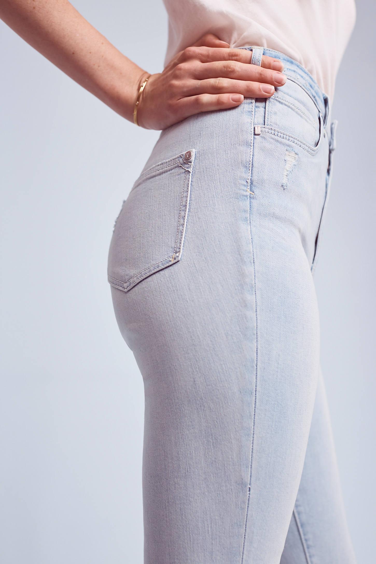 Pilcro Superscript Ultra High-Rise Skinny Jeans