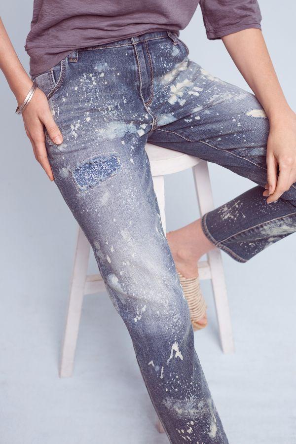 Pilcro Pilcro Em High-Rise Boyfriend Jeans