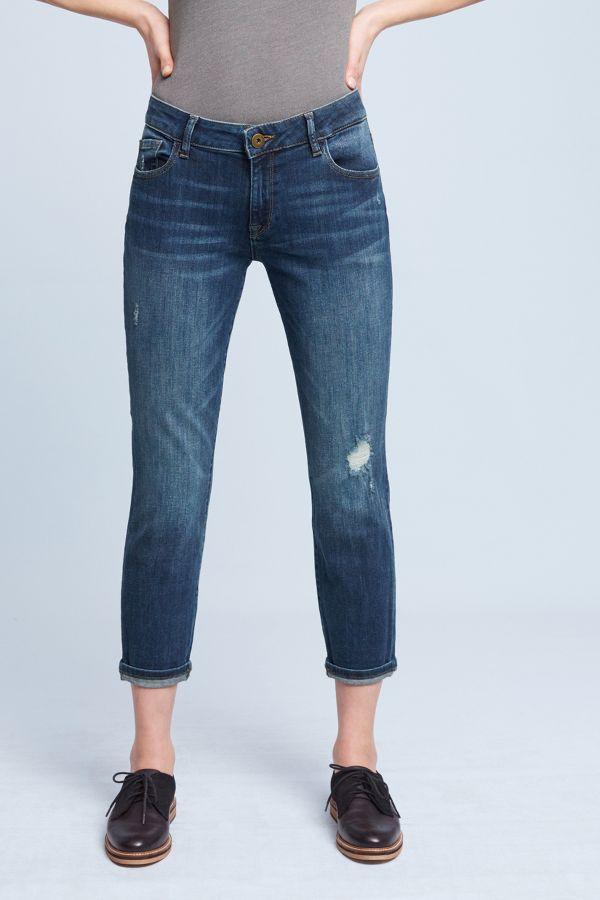 DL1961 DL1961 Davis Mid-Rise Boyfriend Petite Jeans