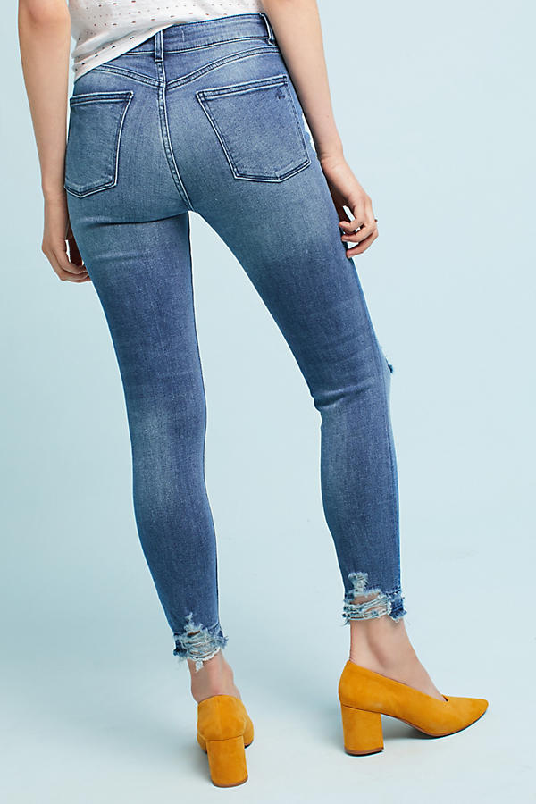 Slide View: 4: DL1961 Farrow High-Rise Skinny Jeans
