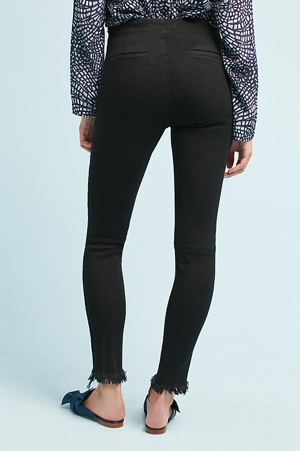 Slide View: 5: DL1961 Haven High-Rise Ultra-Skinny Leggings