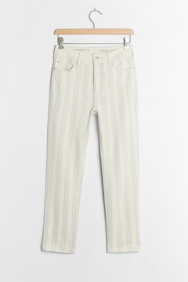 Pilcro Patterned Slim Jeans