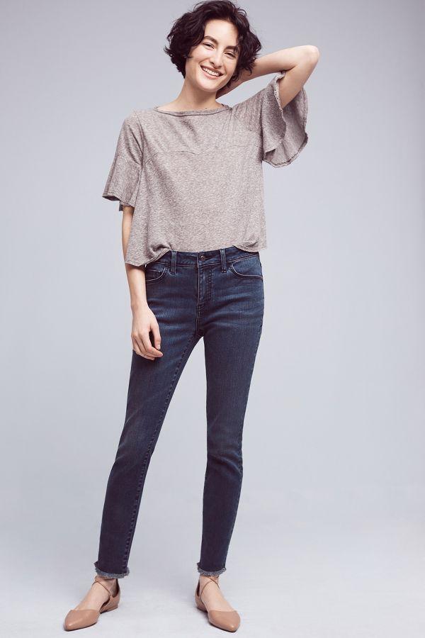 Pilcro Pilcro Script High-Rise Jeans