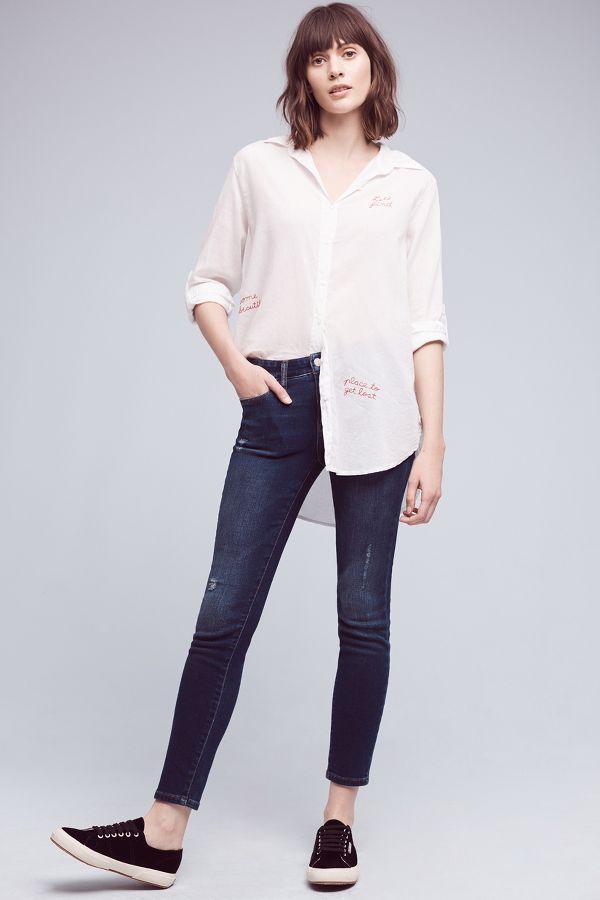Pilcro Pilcro Stet Mid-Rise Jeans