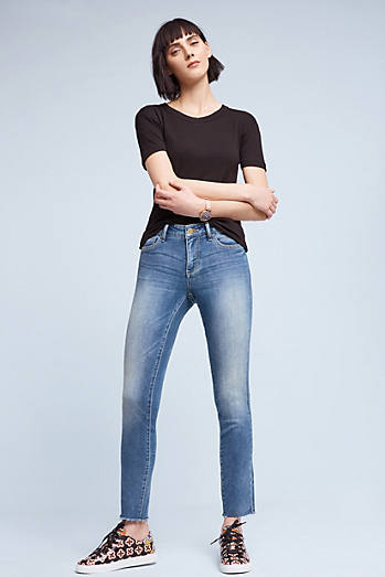 Pilcro Stet Mid-Rise Skinny Jeans