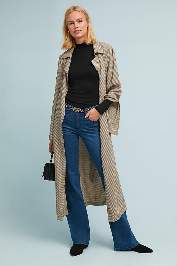 Pilcro Mid-Rise Bootcut Jeans - Blue, Size 29 Petite
