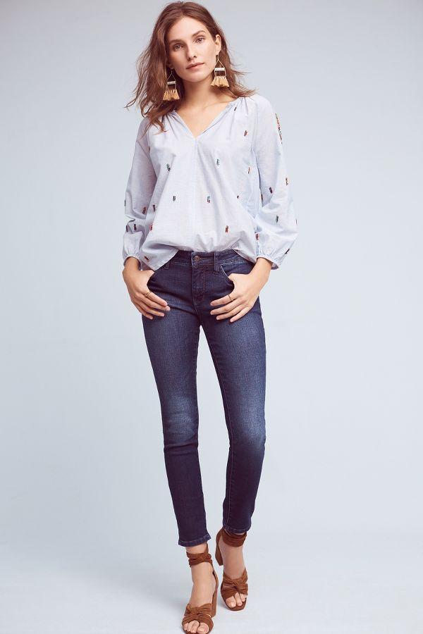Pilcro Pilcro Stet Mid-Rise Skinny Jeans