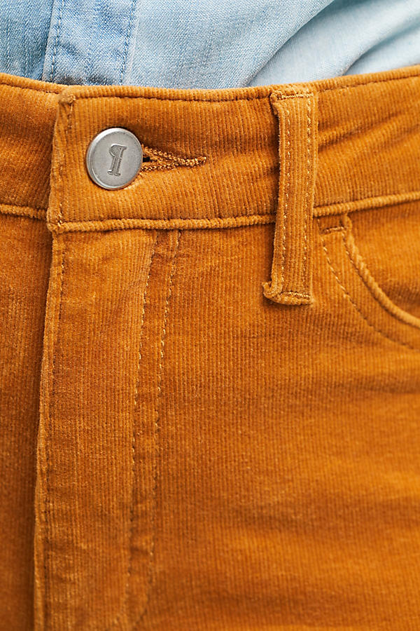 Slide View: 3: Pilcro Corduroy High-Rise Skinny Jeans