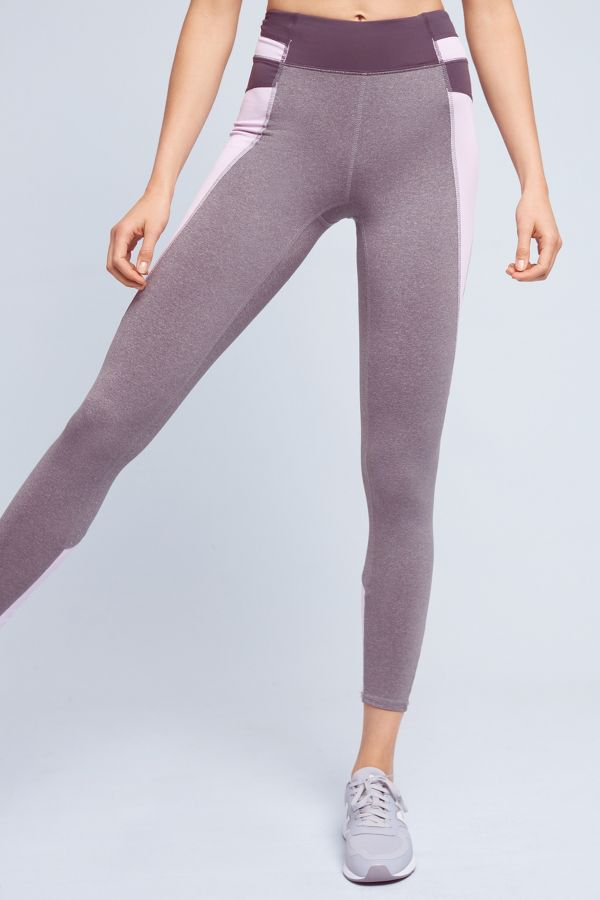 Pure + Good Slated Colorblock Leggings