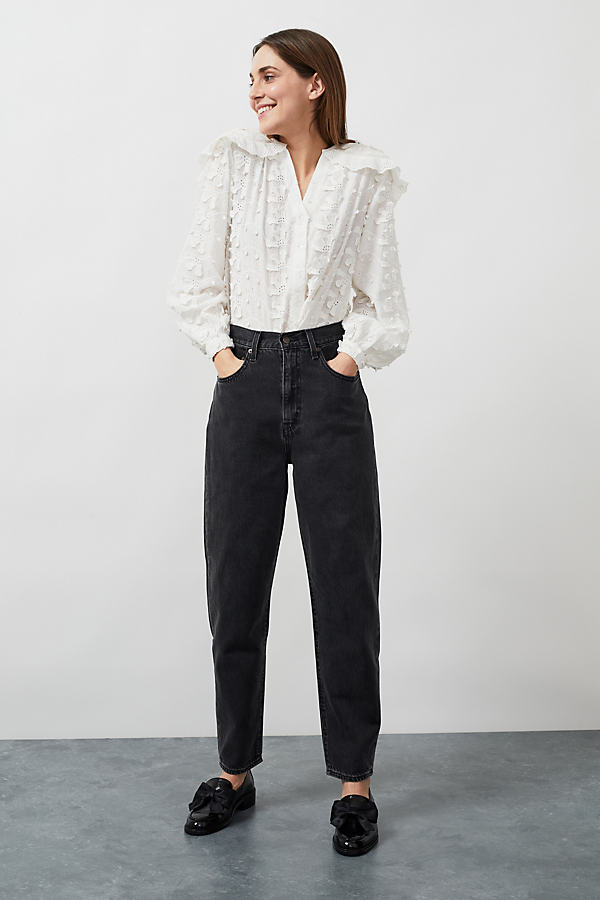 Levi's High-Rise Loose Tapered Jeans