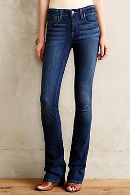Pilcro Stet Slim Bootcut Jeans   Anthropologie