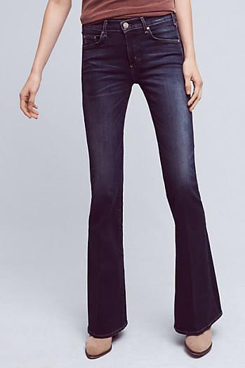 McGuire Majorelle Mid-Rise Flare Jeans