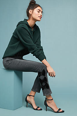 Slide View: 1: McGuire High-Rise Vintage Slim Jeans