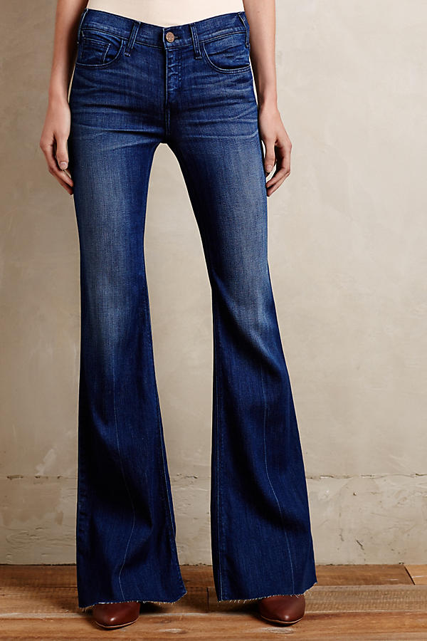 McGuire Majorelle Flare Jeans | Anthropologie