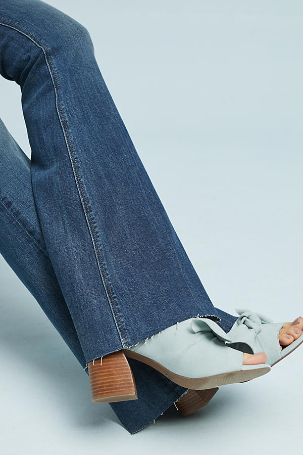 Slide View: 3: McGuire Majorelle Mid-Rise Flare Jeans
